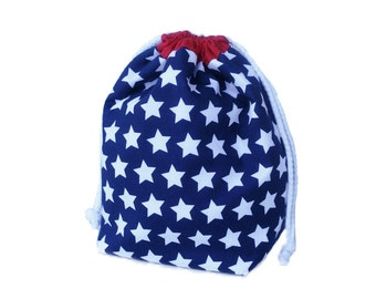 Kids insulated lunch sack - Stars