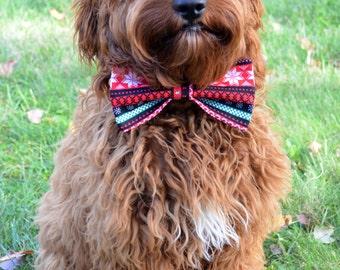 Dog Bow Tie-Holiday