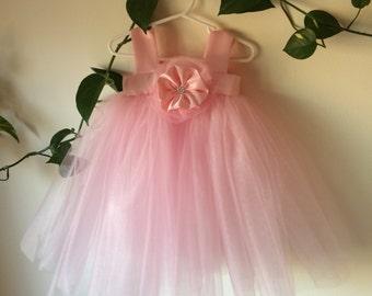 Tutu dress, toddler dress, bday dress, baby tutu dresss, tull