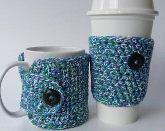 Coffee Mug & Travel Cup Cozy Set