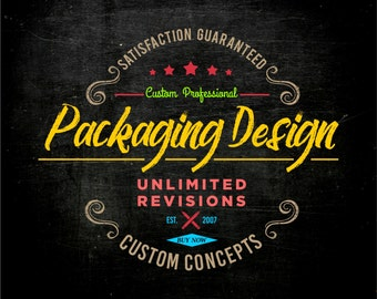 Packaging Design, Box Design, Custom Packaging Design, Custom Box Design