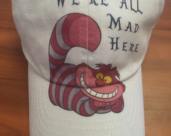 We're All Mad Here_Baseball Hat