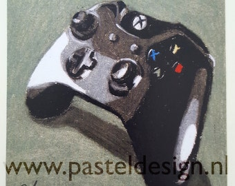 Xbox One controller card