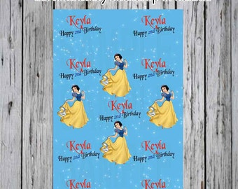 4ftx6ft  Birthday Banner Cinderella  Theme Custom Design