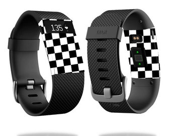 Skin Decal Wrap for Fitbit Blaze, Charge, Charge HR, Surge Watch cover sticker sticker Check