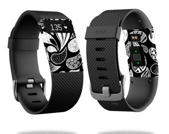 Skin Decal Wrap for Fitbit Blaze, Charge, Charge HR, Surge Watch cover sticker Drops