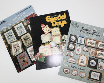 Special Occasion Samplers and Quick Cross Stitch Designs, PAT171