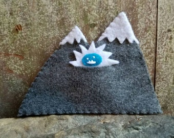 Sale!!  Mountains and Little Abominable Fuzzball! :)