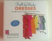 Built by Wendy Dresses Sewing Book by Wendy Mullin