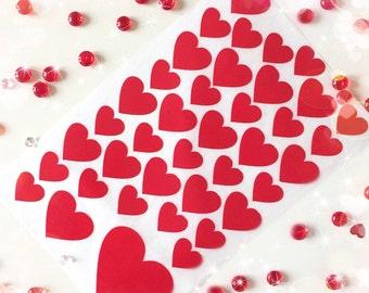 Valentine Sticker Sheet...