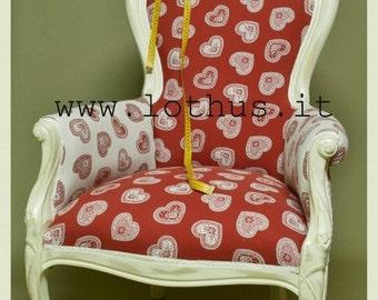 A heart of Armchair