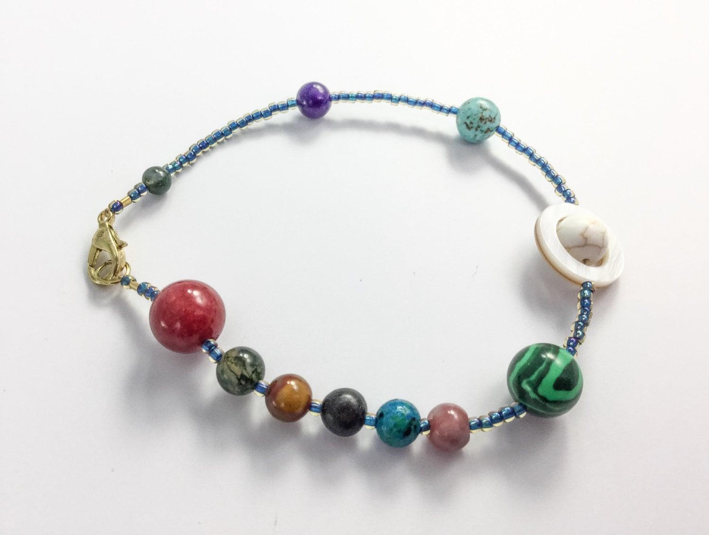 solar system bracelet - photo #14