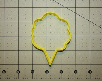 Cotton Candy Cookie Cutter
