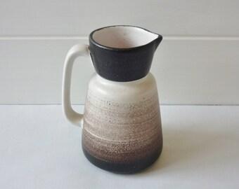 West German Buckberg pottery Jug