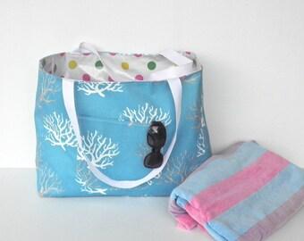 Beach Bag - Beach Tote - Waterproof