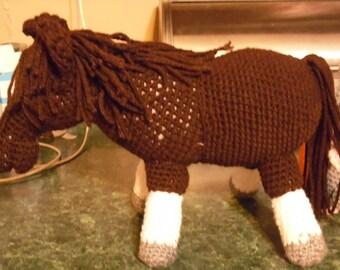 Brown Horse Farm Collection