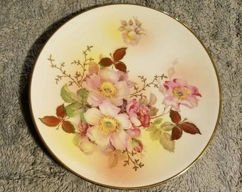 Flower Plate from Germany
