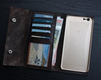 iphone 6 wallet leather, iphone 6 plus wallet case, Leather iphone wallet, leather Iphone 7 case, leather Iphone 7 plus case,10