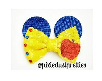 Snow White Mini Minnie ears