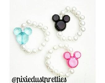 Mouse Pearl bracelet