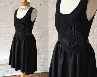Wendy Katlen Black Party Dress