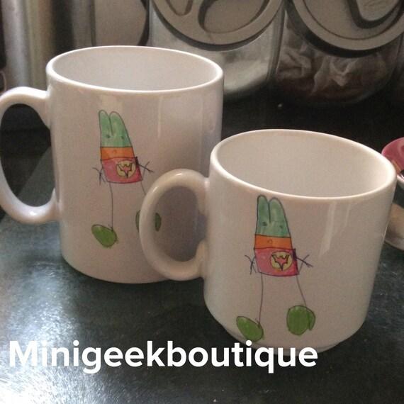 Mug Gift Set Design Your Own Mug Mug And Smaller Mug For