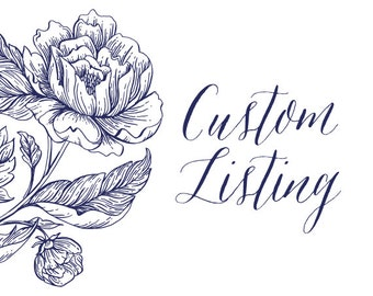 LISTING FOR LILY