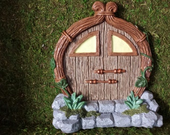 Large Fairy door, Troll Door, Gnome door, doorway to middle earth, Garden door, Ogre door