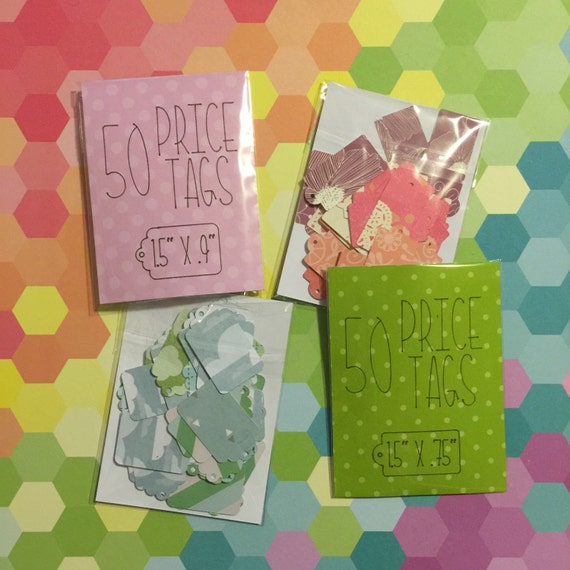 50 cute price tags jewelry tags hang tags craft show for Price tags for craft shows