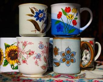 Random Vintage Mug