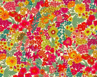 Liberty Tana Lawn Margaret Annie B , Classic Collection, buy by the fat quarter/ metre