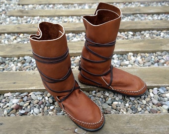 handmade indian moccasins moccasin boots etsy 4696