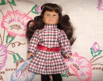 Minature American Girl Doll Samantha