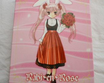 DiGi Charat Rabi~en~Rose Stationary Set