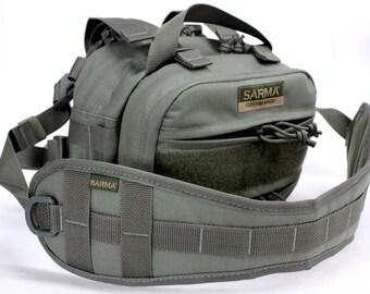 Multi position EDC bag Torba Mini Foliage Green