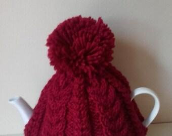 Knitted tea cosy ,small tea cosy, cake tea cosy ,tea cosy, medium tea cosy ,ready to ship