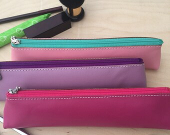 Undercover Real Leather Pencil Case