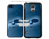 Star Trek To Boldly Go Phone Case For Apple iPhone 7, 7 Plus, iPhone 8, Galaxy S8, S8 Plus, S7, S7 Edge, S6, LG G6, Google Pixel XL, Note 8