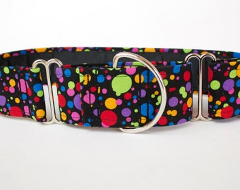 Color Pop 2 Inch Martingale Collar