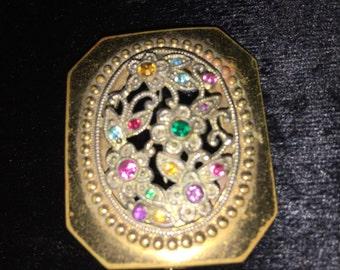 Victorian brooch.