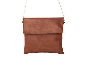 Vegan clutch bag