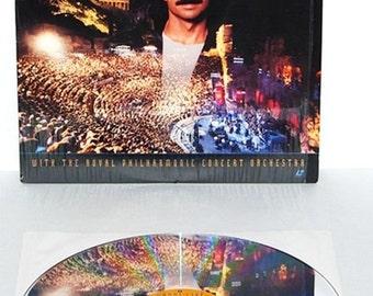 Laserdisc Mint Condition, Yanni Concert, Acropolis,