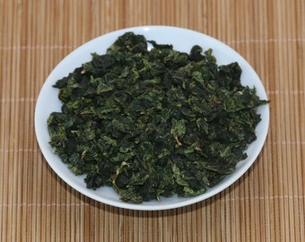 Chinese Oolong Tea Tieguanyin 1725 Orchids Aroma, Anxi Tie Guan Yin Oolong Tea Tikuanyin Slimming Benefits Free Shipping