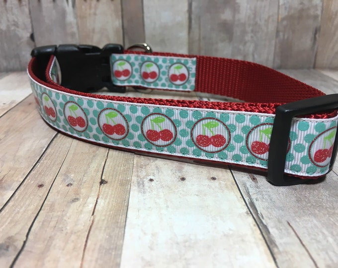 "The Marnie | Designer 1"" Width Dog Collar 