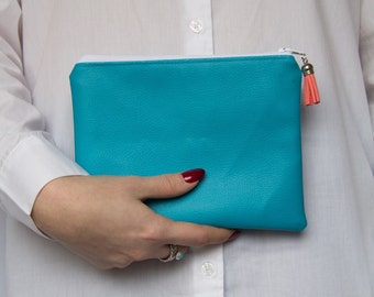 SALE! Bright Blue Purse