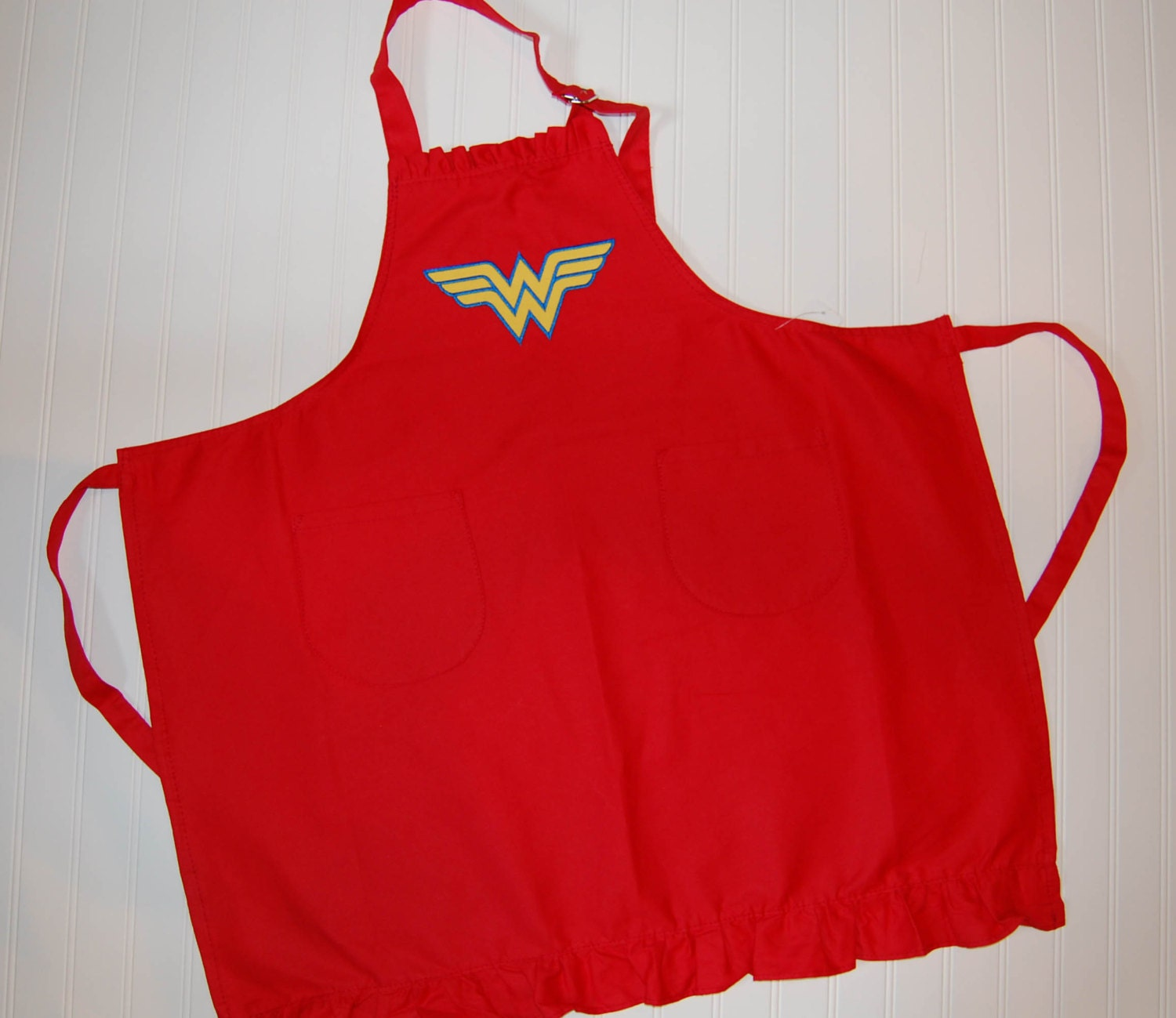 Wonder Woman Apron By MDDesignsBoutique On Etsy