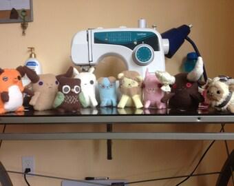 Little stuffed animals