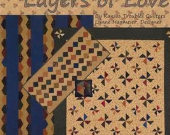 Layers of Love book by Kansas Troubles Lynne Hagmeier