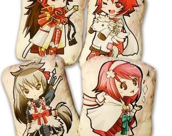 Fire Emblem Hoshido Family cuddly plush character pillow sakura ryoma hinoka Takumi