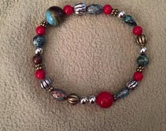 Tribal Ankle Bracelet